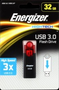 32GB USB Flash 3.1 Push černý Energizer