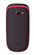 MAXCOM Comfort MM818 DS gsm tel. Red